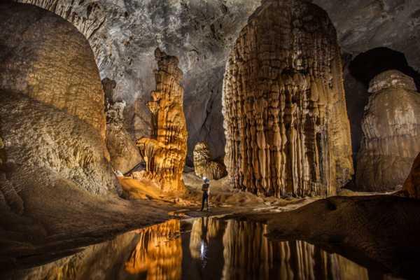Пещера Шондонг, Вьетнам. Исследование спелеологами