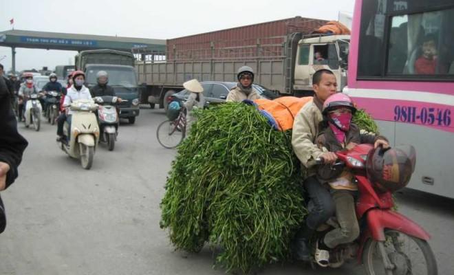 Транспорт по Вьетнаме